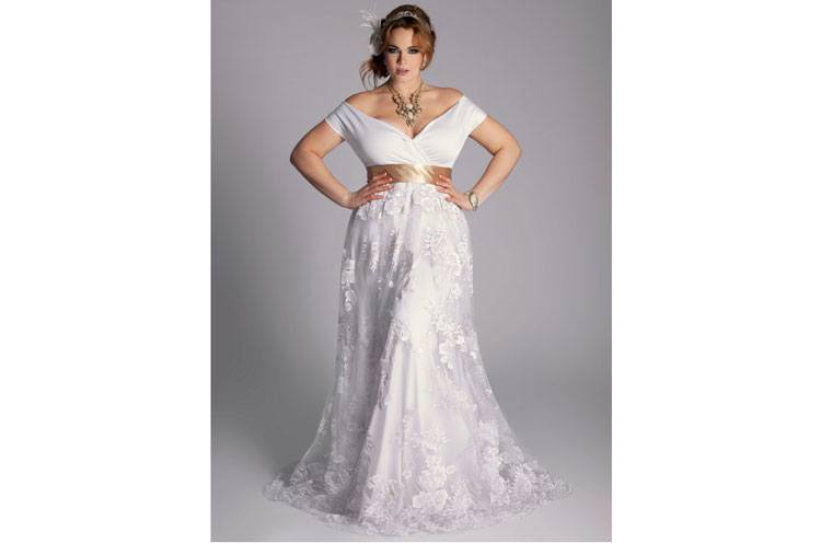 amazing plus size wedding dresses