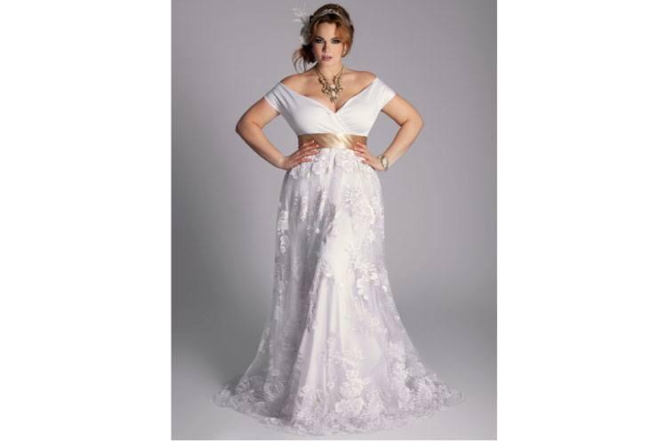 amazing plus size wedding dresses