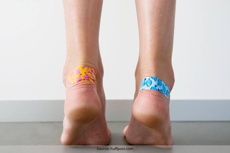 Avoid Getting Blisters on feet