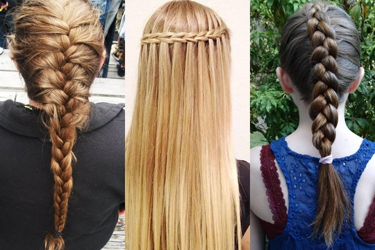 Hair Styles Different Braids: Braid Hairstyles 101 For The Girly You