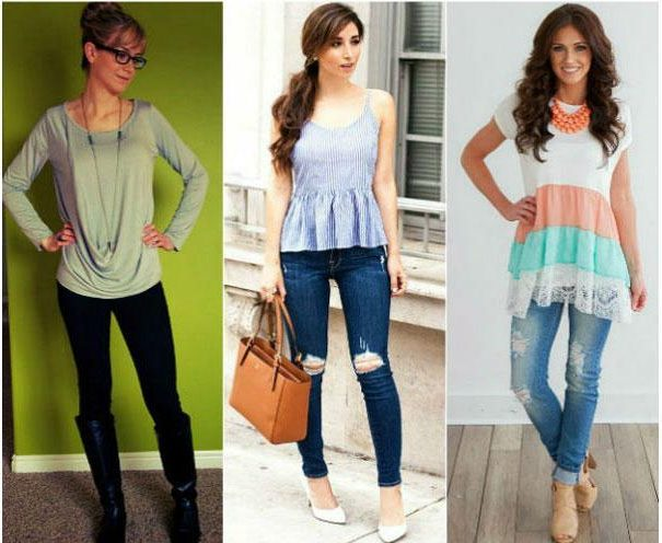 Fashion Tips For Larger Ladies