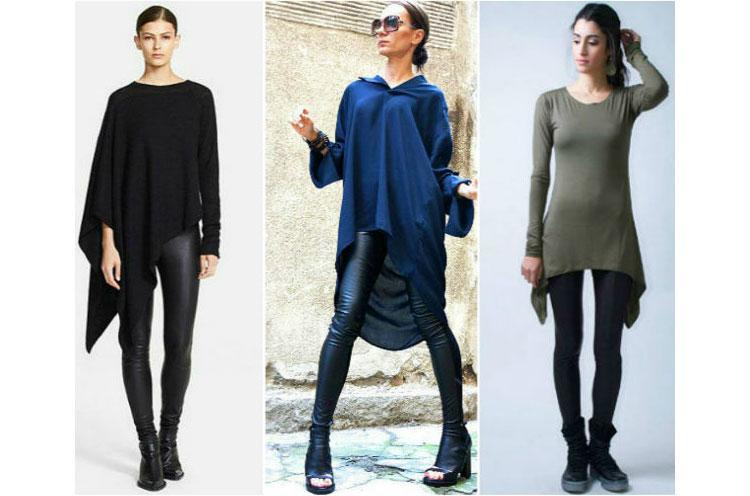 hide your tummy with right types clothes