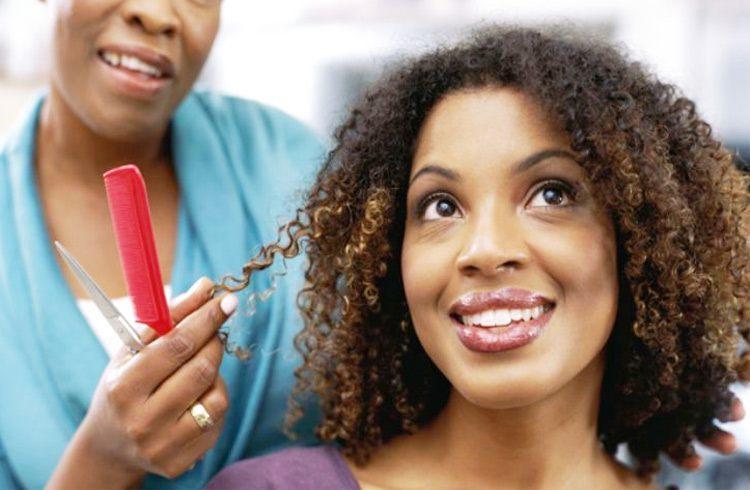 curly hair healthy tips