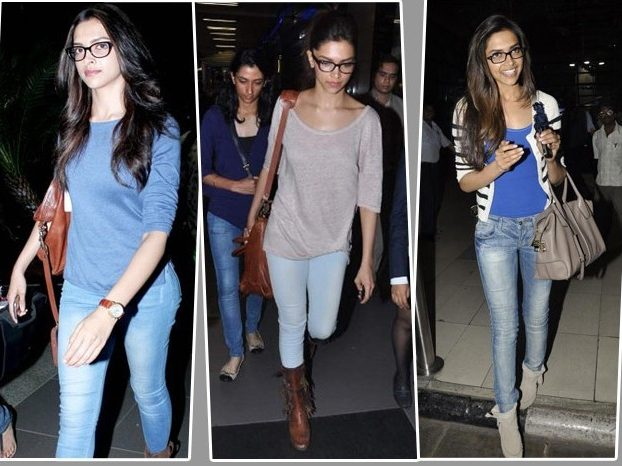 Deepika in Casuals