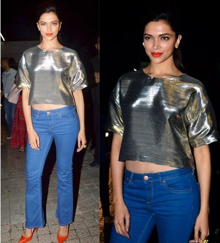Deepika perfect fashion