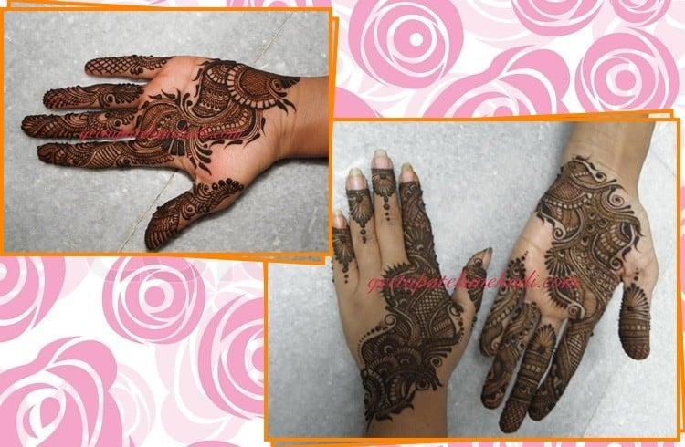 Geeta MehendiDesigns