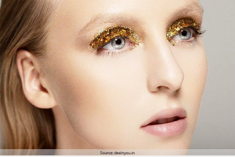 2019 year lifestyle- How to that all wear glitters eyeshadow