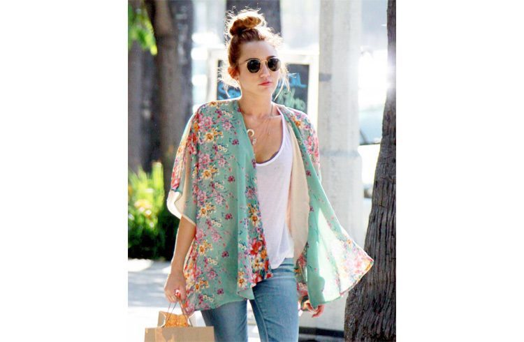 The Kimono – Fashion Hit for the Indian Summer
