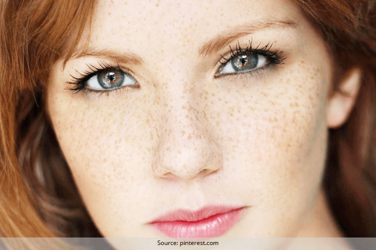 Makeup for Freckles