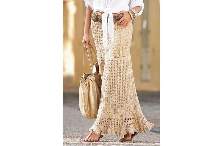 Maxi- Skirts