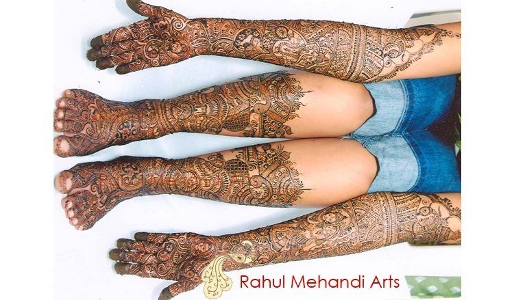 Mehendi Artist in Mumbai