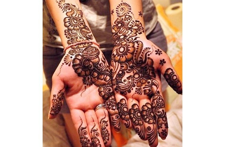 Mehendi Artists