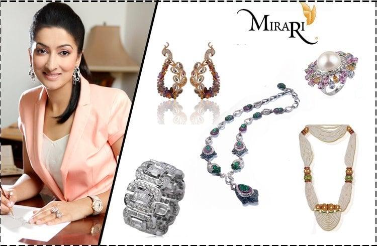 Mira Gulati Jewellery Designers in India