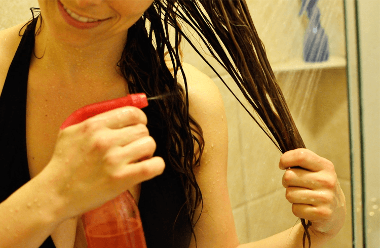 Oily Hair Remedies