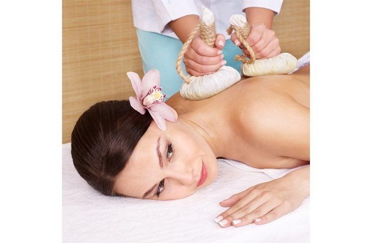 Poultice Massage