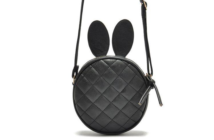 Rabbit Circle Handbag