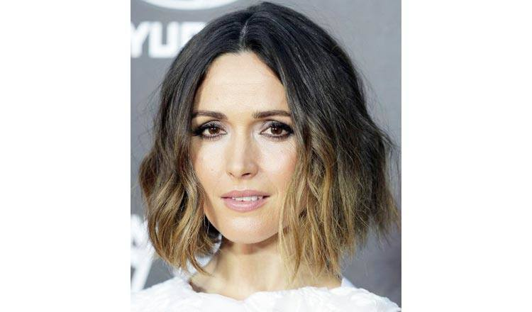 Rose Byrne eye shadow