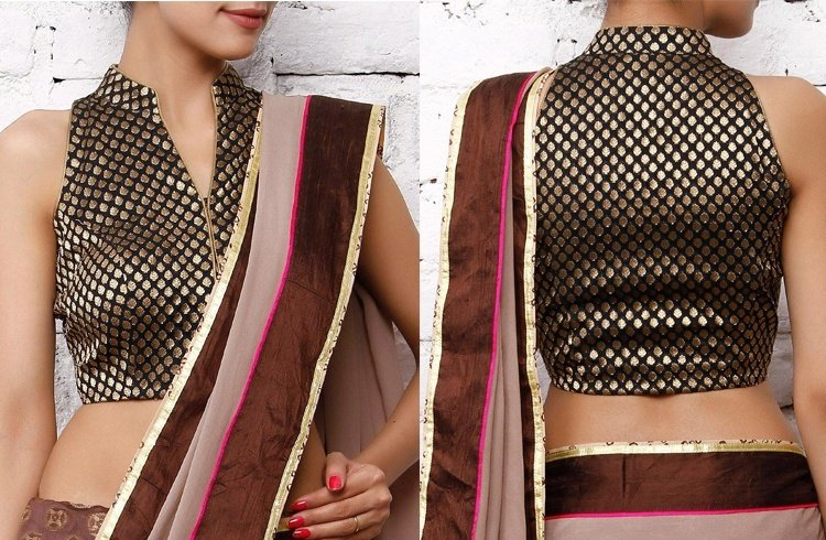 Saree Brocade Blouse