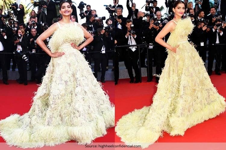 Sonam Kapoor at Cannes 2015