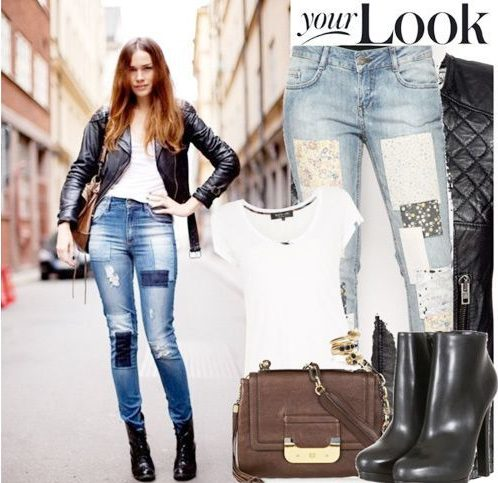 Street Style Trends Outfit