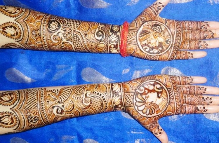 Top Mumbai Mehndi Artists