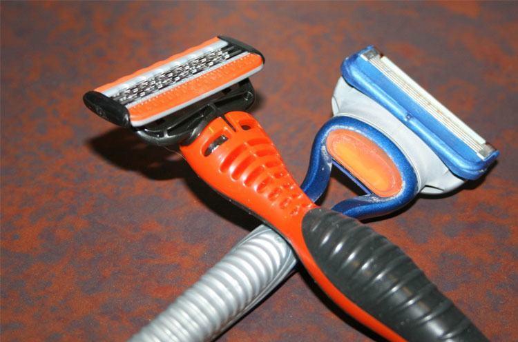 Avoid shaving using Razor