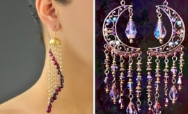 Awesome Chandelier Earrings