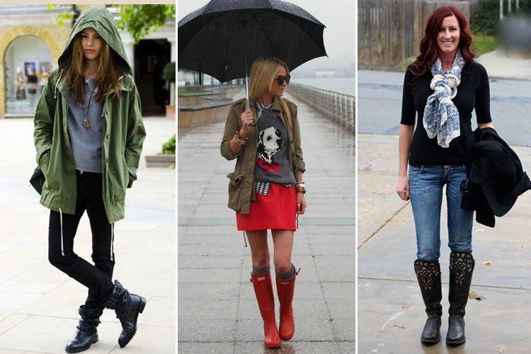 Best Rainy Day Outfits for womens