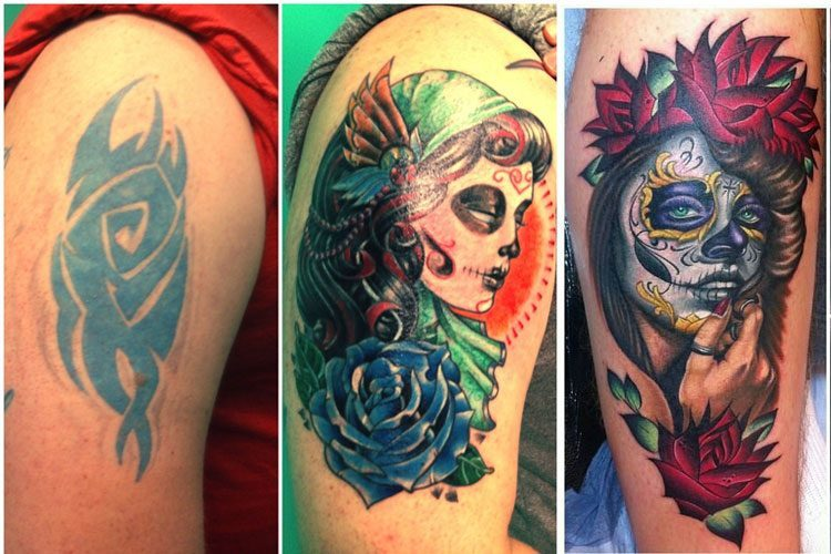 34 tattoo cover ups that will leave you amazed
