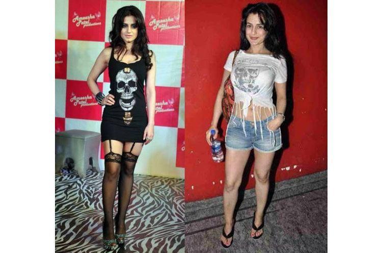 Bollywood Celebrity Hair Disasters