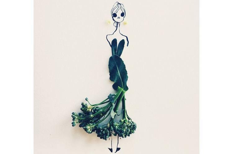 Bootylicious with Broccoli fashion inspiration