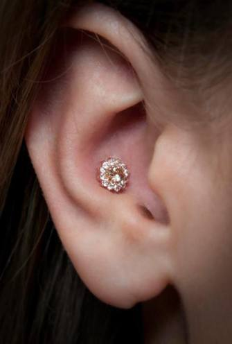 Cartilage Piercings Ideas