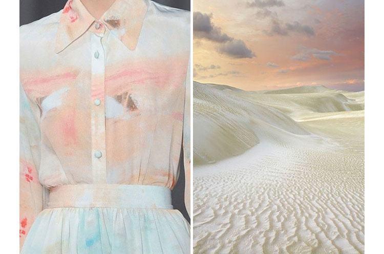 Christian Siriano and Sandy Beach