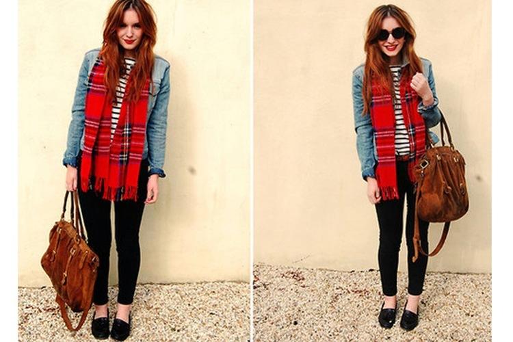 DIY Trendy Denim Jacket