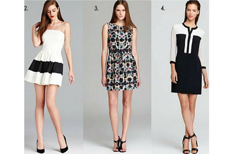 Dresses and Skirts for Rectangle shaped women