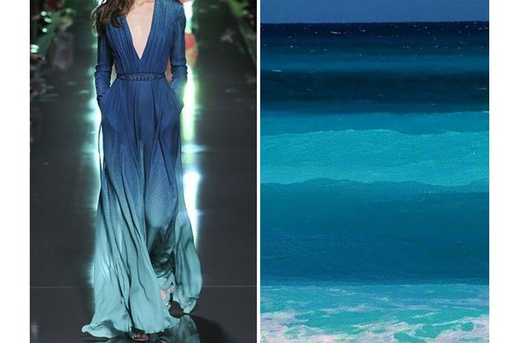 Elie Saab vs Oceanscape Photography