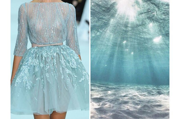 Elie Saab vs Tropical Beach