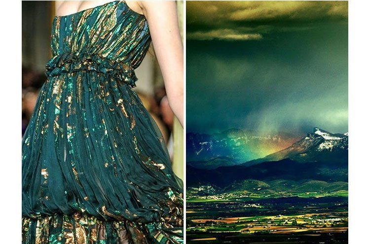 Emilio Pucci vs Rainy Mountains