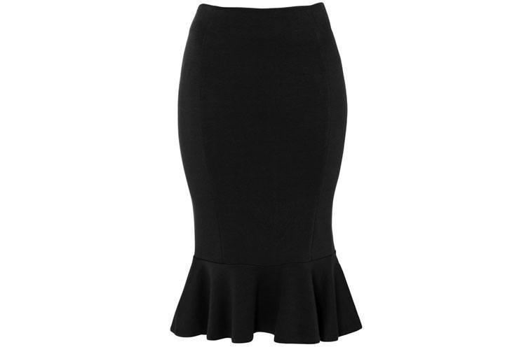 Godet Panels on Skirts