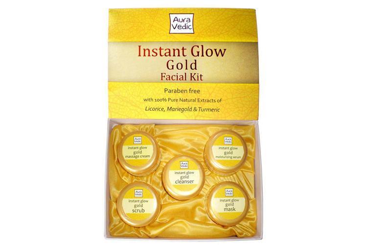 Gold Facials For Oily Skin