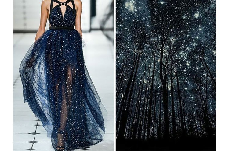 Jason Wu and Starry Night