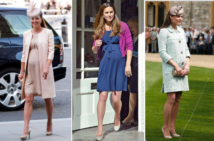 Kate Middletons 5 Best Pregnancy Styles