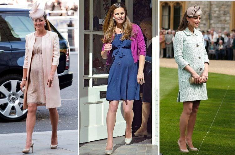 Kate Middletons 5 Best Pregnancy Styles