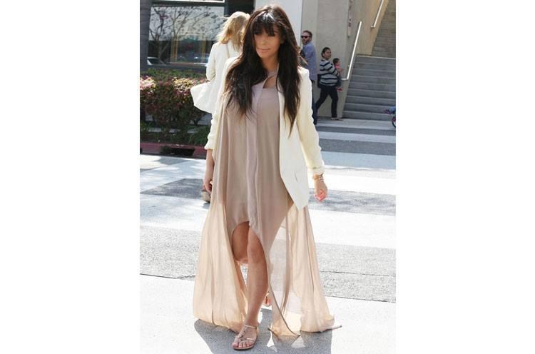 Kim Kardashian Pregnancy Fashion style