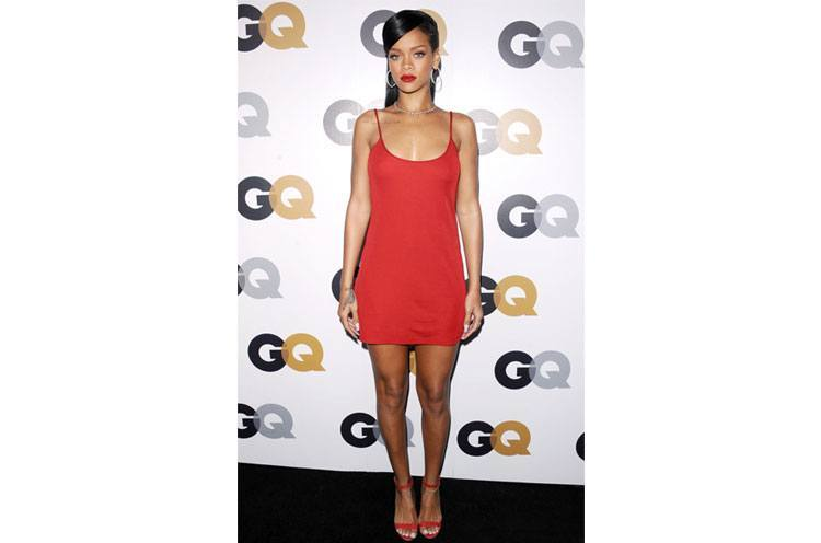 Little Red Dress (LRD) Like Rihanna