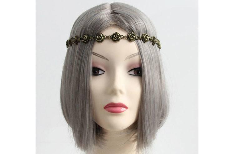 Metal Headbands for Short Hair
