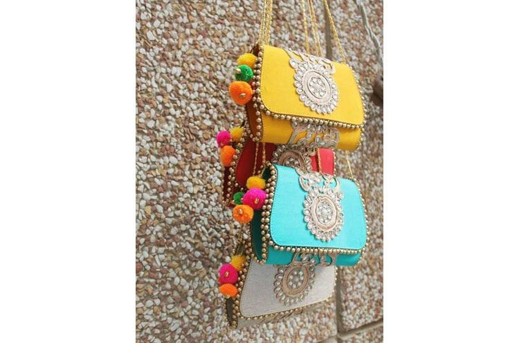 Mirror bags Chic Desi womens