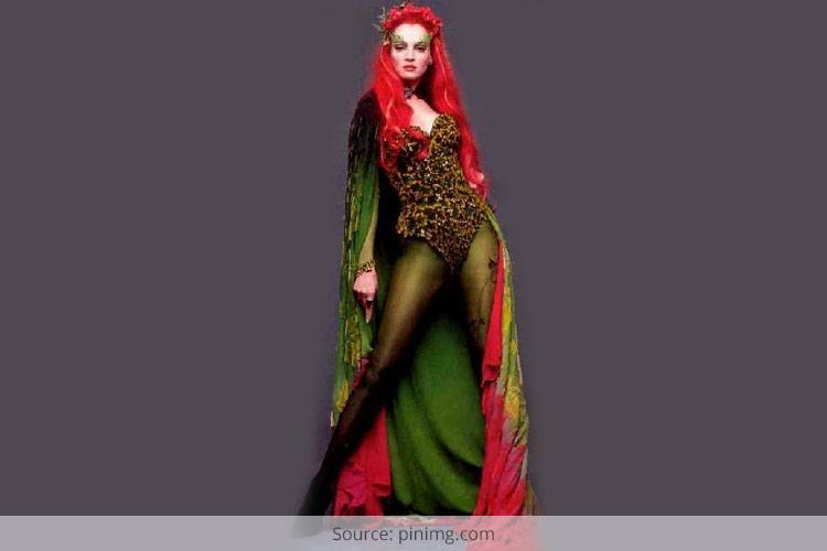 Poison Ivy Makeup Tips