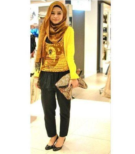 Popular Hijab Styles
