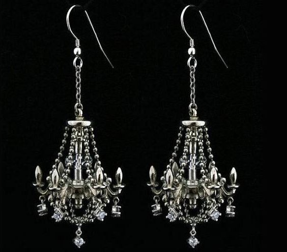 Popular items for chandelier earrings